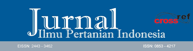 Jurnal ilmu pertanian indonesia for Soil research impact factor