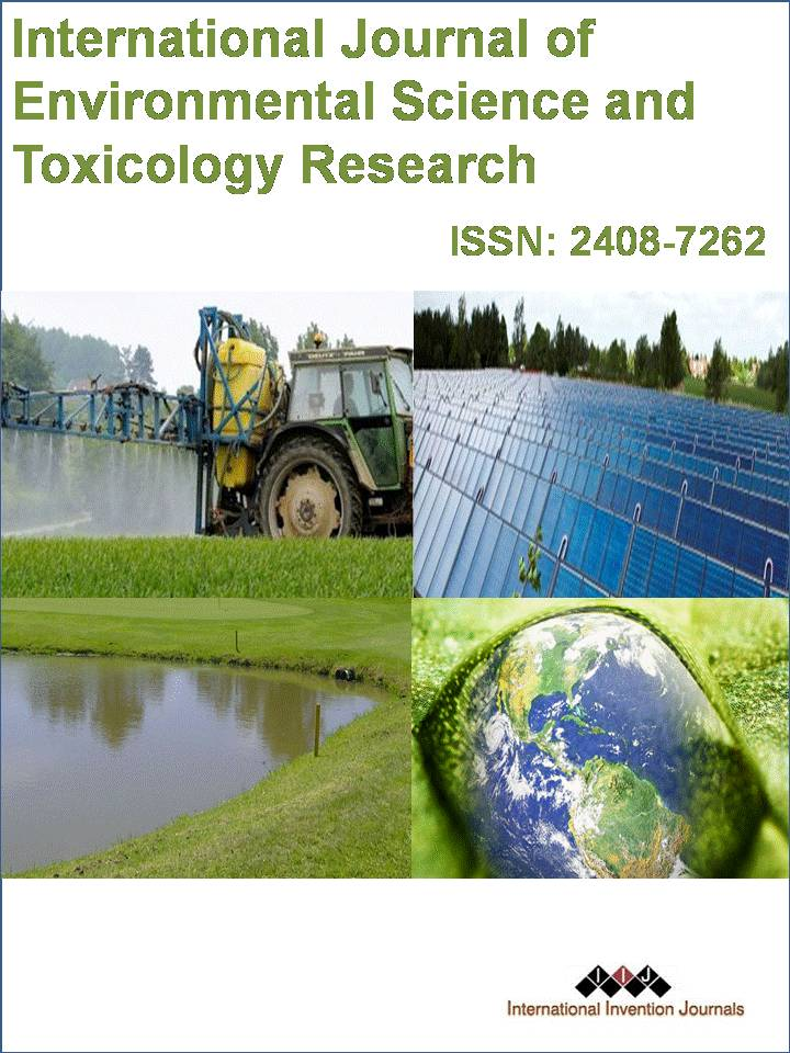 environmental toxicology paper Find the leading environmental toxicology conferences in 2018 papercrowd provides the research community with a comprehensive listing of environmental toxic.
